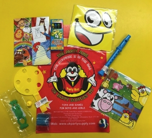 Ready Made Party Bags for your Parties, Events and Organisations