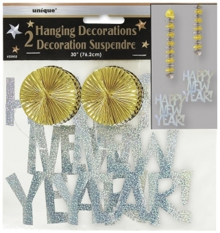 New Year - Decorations