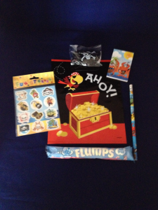 Pre Filled Pirate Party Loot Bag for Children sm