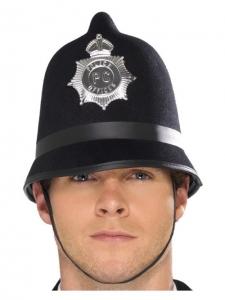 GIRLS WOMENS POLICE OFFICER HAT FEMALE FANCY DRESS HEN PARTY ACCESSORY GIFT