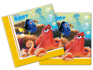 Finding Dory Napkins