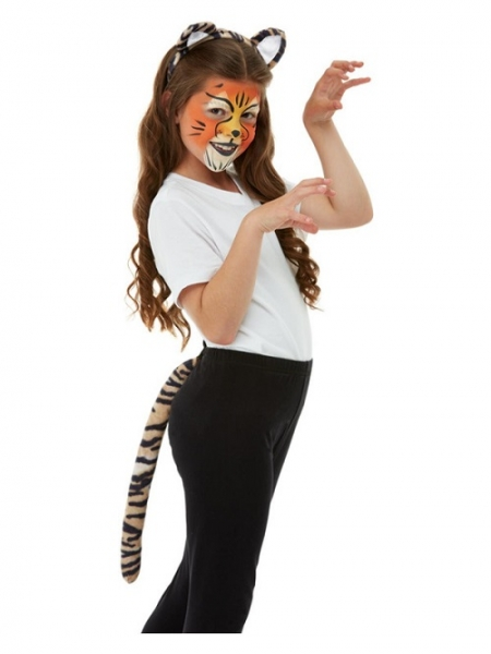 Monkey Kids Zoo Jungle Animal Fancy Dress Child Boys Girls Costume Outfit