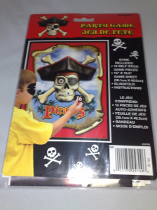 Find The Pirate Treasure Party Game