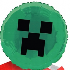 "Minecraft 18"" Foil Balloon"