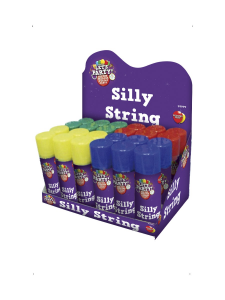 Smiffy's Silly String Various Colours 83ml
