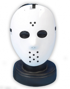 Michael Myers White Hockey Mask