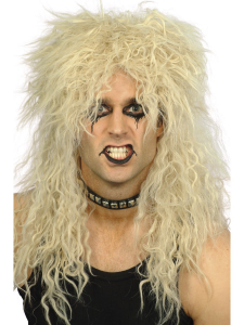 Blonde Tousled Hard Rocker Wig