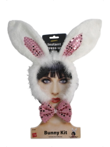 Sequinned Bunny Set