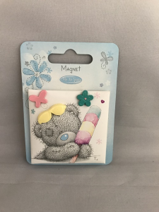 Tatty Ted Me to You Fridge Magnet