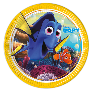 Finding Dory Circle Plates