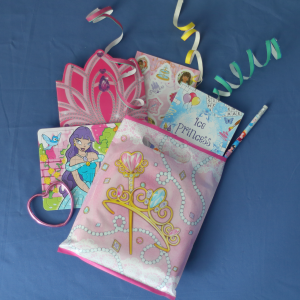 Princess Filled Party Loot Bag Med