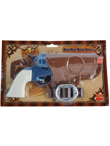 Single Water Pistol Western