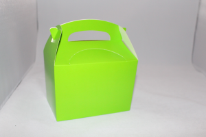 Party Box in Green