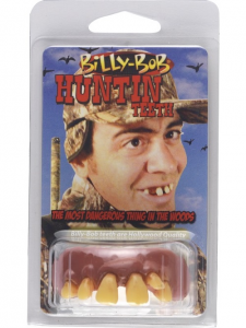 Billy Bob Huntin Teeth