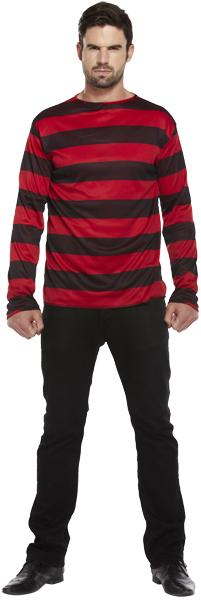 Freddy Krueger BlackRed Jumper Adult