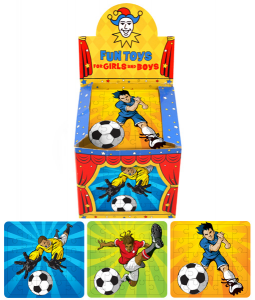 Football Jigsaw Assorted Colours