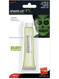 Glow in The Dark Cram Face Paint