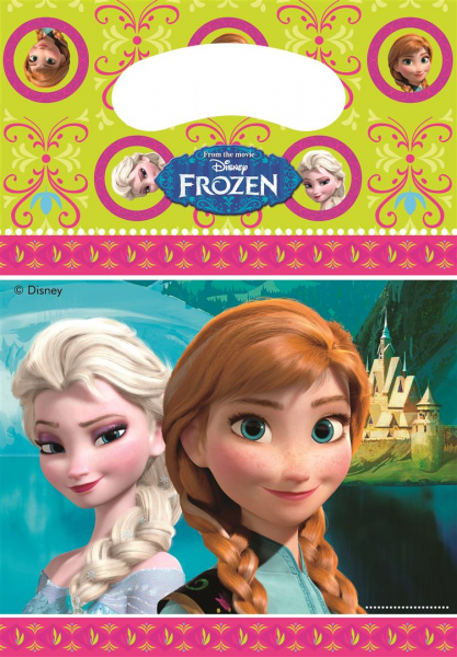 Disney Frozen Anna & Elsa Loot Party Bags