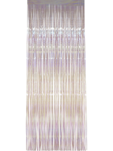 Iridescent Pink Shimmer Curtain 91cm x 244cm