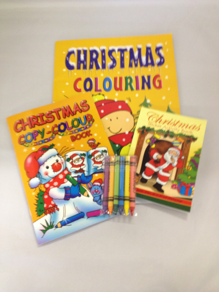 Christmas Children's Activity Pack