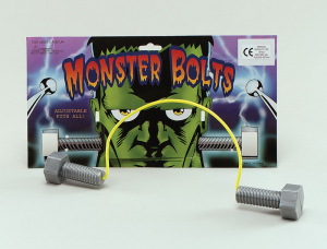 Halloween Monster Bolts Accessory