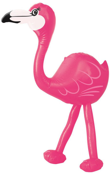 Inflatable Pink Flamingo 60cm