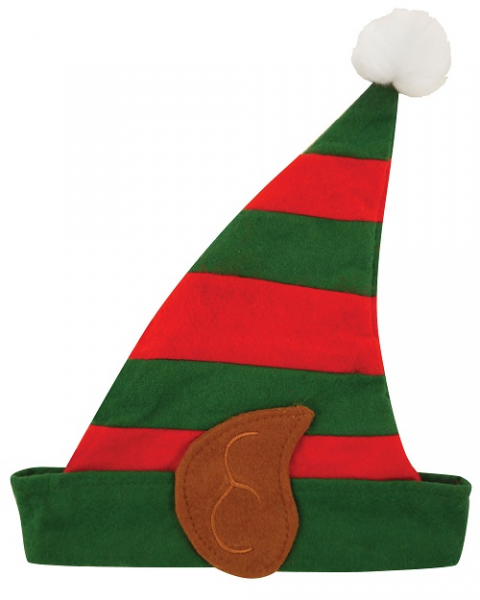Adults Elf Hat with Ears