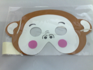 Monkey Foam Face Mask