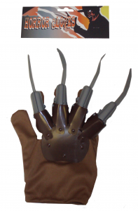 Horror Claw Gloves
