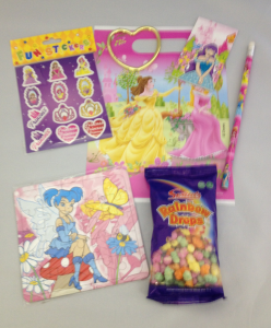 Disney Princess Filled Party Loot Bag